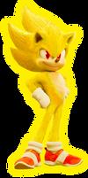 Super Sonic - Sonic The Movie  Edit+Speed Edit