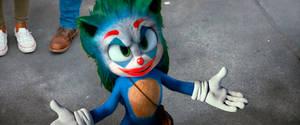 Sonic Joker -Sonic The Movie Edit+Speed Edit