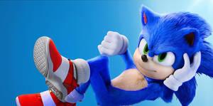 Sonic the movie - Wallpaper 02