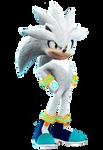 Silver the Hedgehog - Sonic The Movie +SpeedEdit