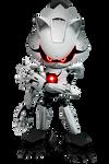 Metal Sonic - Sonic the Movie Alternative version