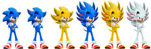 Shadic the Hedgehog - Sonic The Movie + SpeedEdit