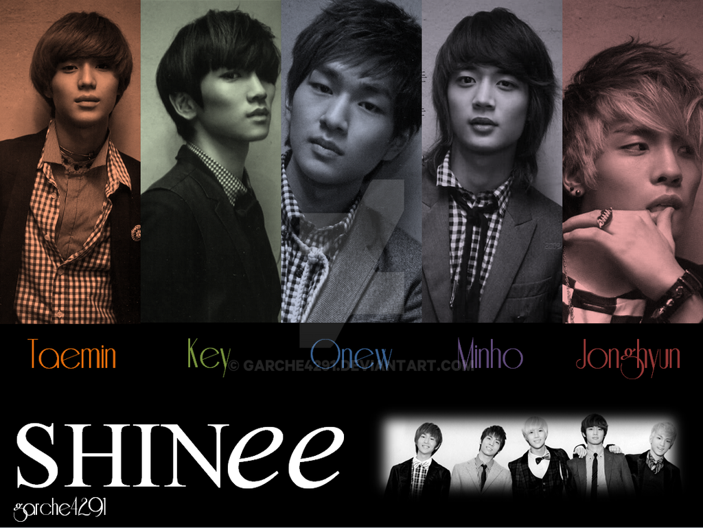SHINee thing by garche4291