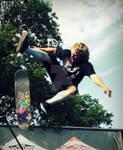 Warped Tour Skateboarding XIX