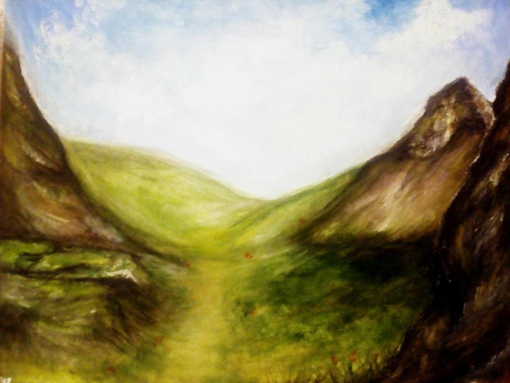 Landscape by DarkRaFino