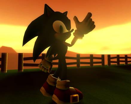 Hey! Im Sonic. Sonic The Hedgehog!