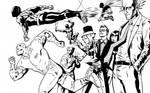 Acrobat villains - CHARGE