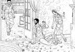 The Last of Us inks by literacysuks1