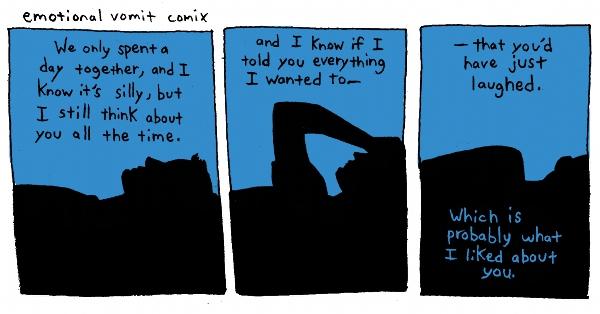 emotionalvomitcomix by literacysuks1