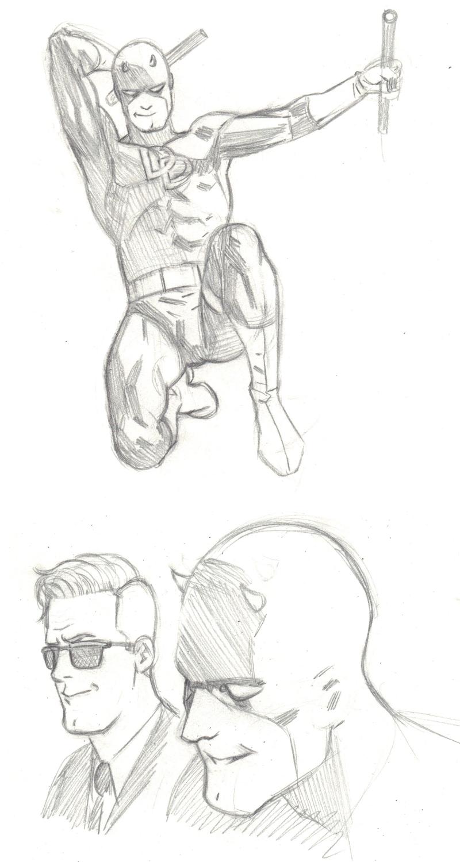 Daredevils by literacysuks1