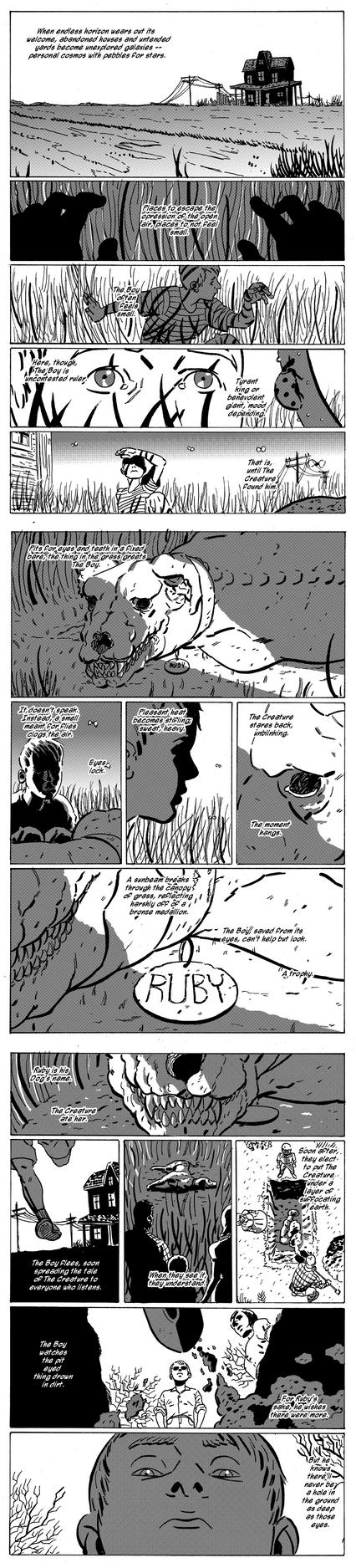 Ruby short story by literacysuks1
