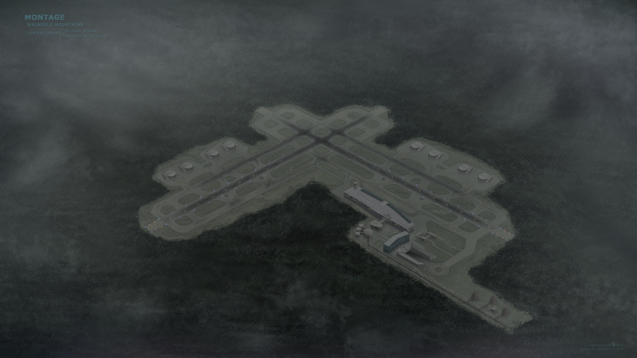 Megalith Ace Combat Can We Build It