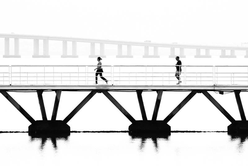 Hovering Corridor by Ialo-wa