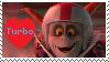 Turbo!Stamp by ElevenLostLoves