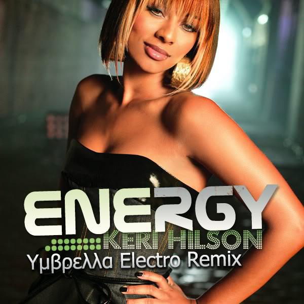Keri Hilson - Energy [Electro Remix](Single Cover) by UxUmbrella