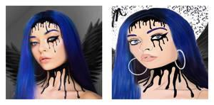 Dark Angel Comparison