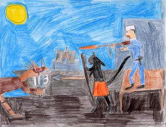 'Destroyermen' Boarding Action