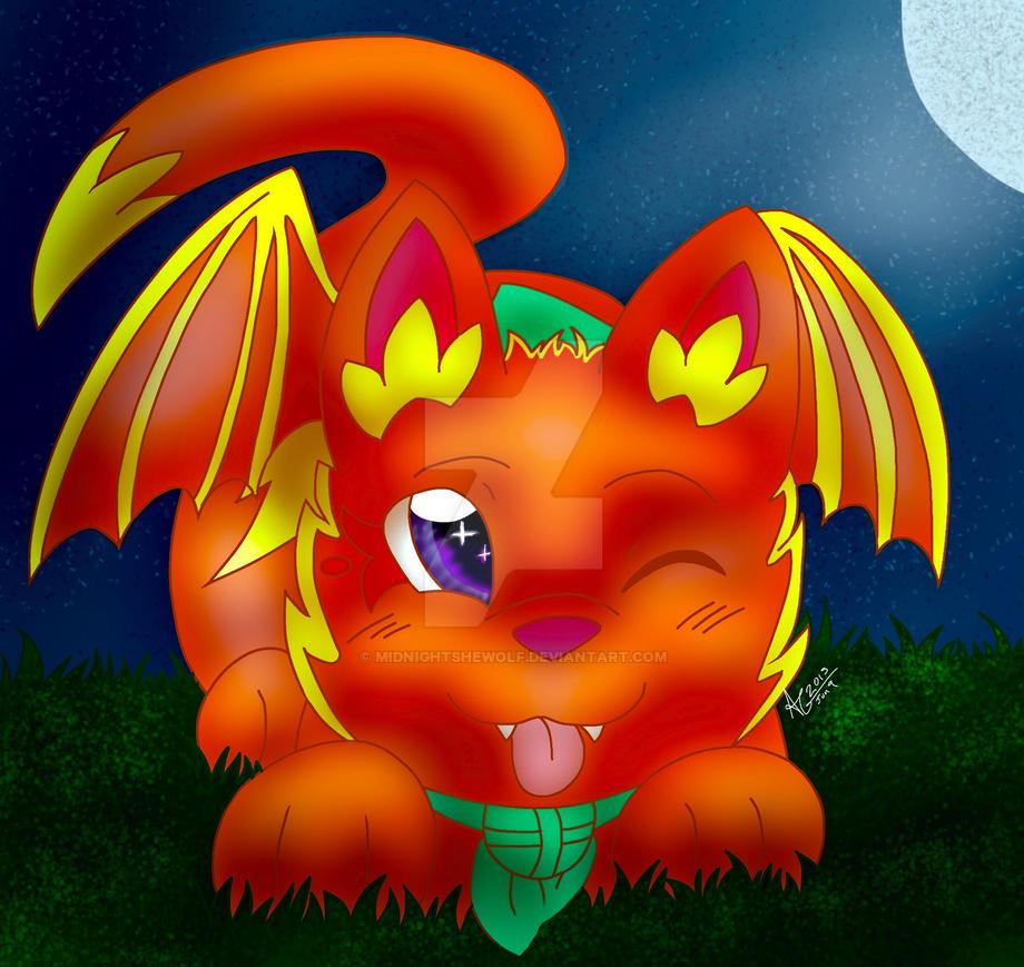 Chigaur by Midnightshewolf