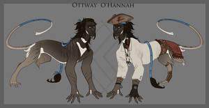 Ottway O'Hannah ref by Spockirkcoy