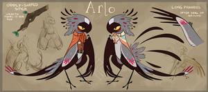 |MYO Akriri| Arlo