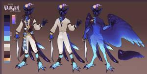 Browbirds: Vaughn reference
