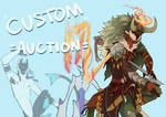 Custom Auction CLOSED