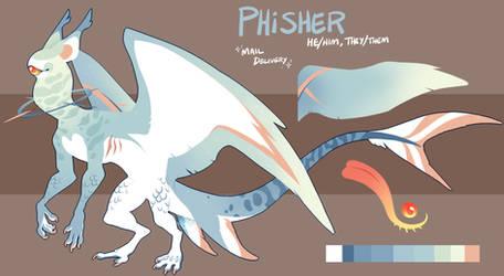 CCCAT: Phisher by Spockirkcoy