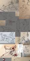 doodle dump 36 by Spockirkcoy