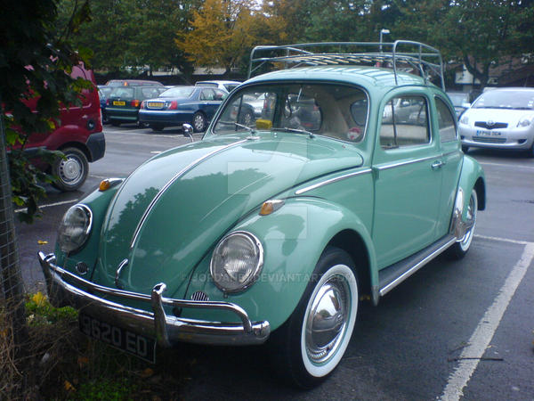 restoration vw beetle