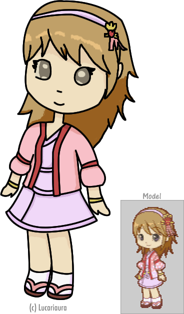 Mes dessins !  Harvest_moon_the_tale_of_two_towns_cute_outfit_by_lucariaura-da46vsu