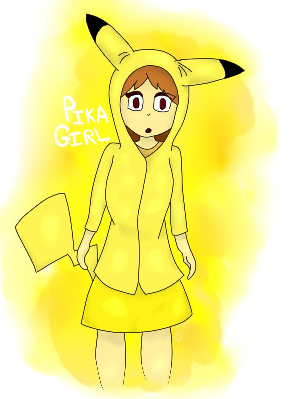 Pika Girl