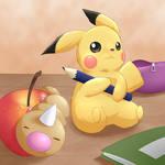 Pokemon Homework