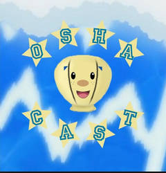 OshaCast LogoYT by blackshadow148