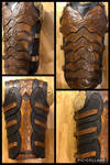 Leather armor by Philosybe