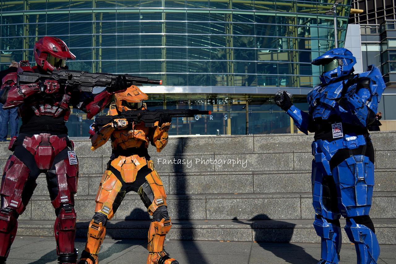 Youmacon 2012 Halo: DSC_0291 by VampireBree