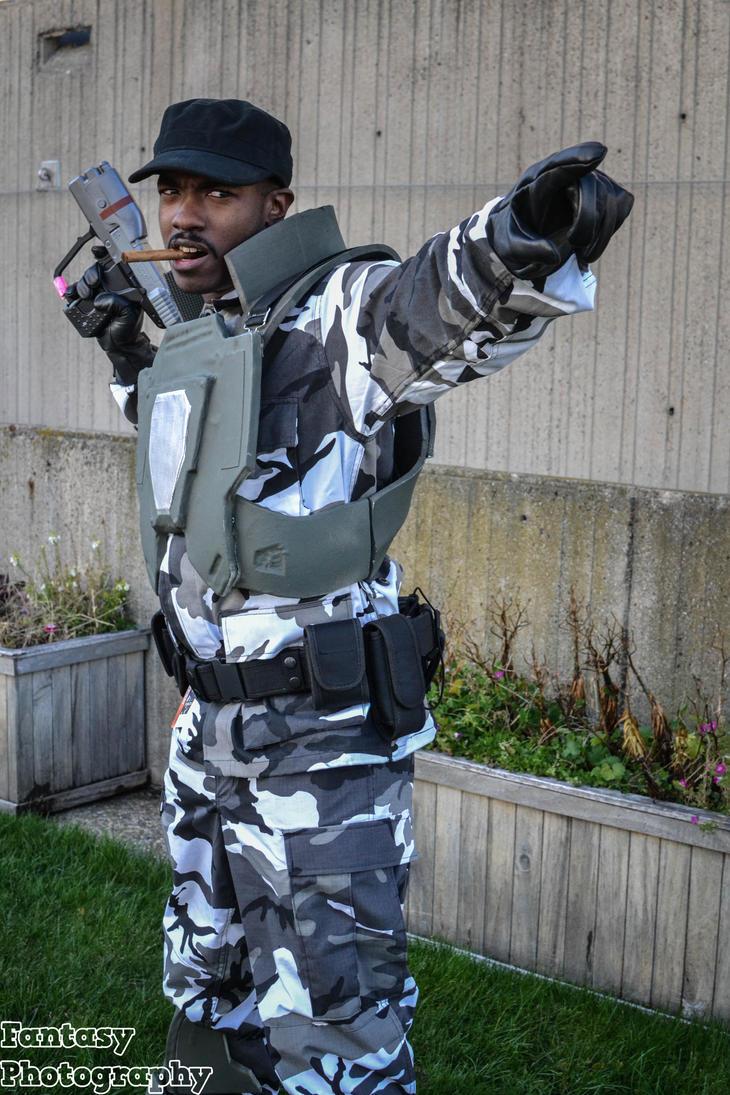 YoumaCon 2014 - Halo 16 by VampireBree