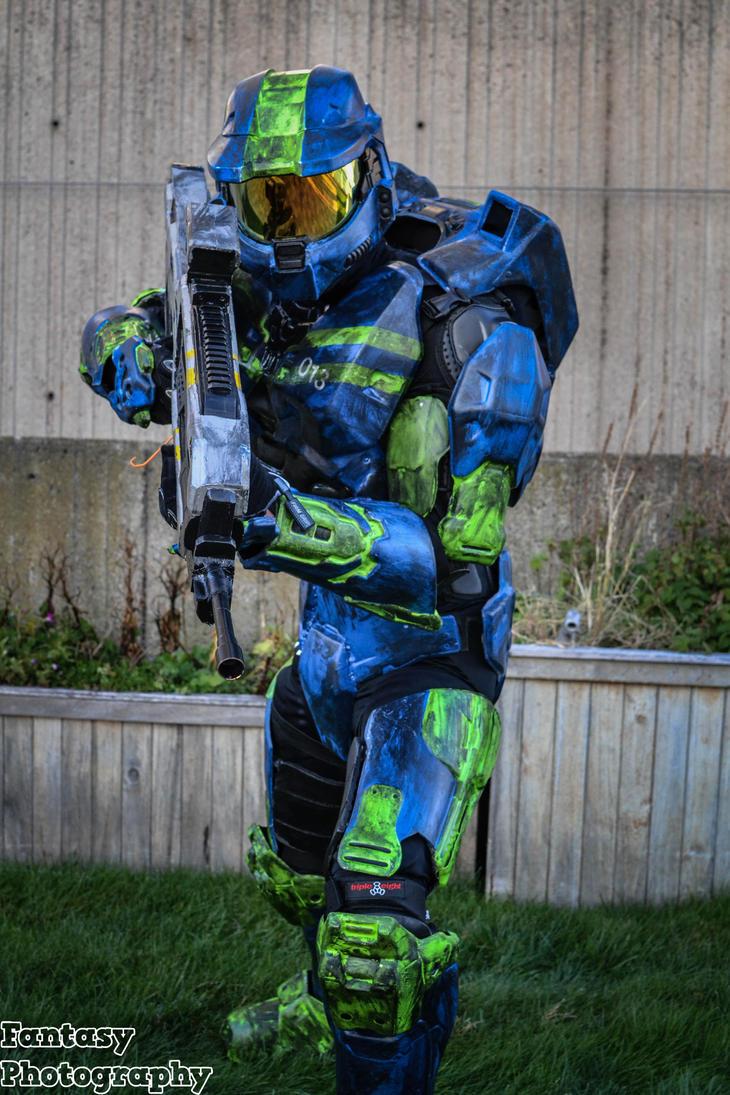 YoumaCon 2014 - Halo 15 by VampireBree