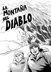 THE DEVILS MOUNTAIN COMIC LINK SPANISH by DIOSCUROS87