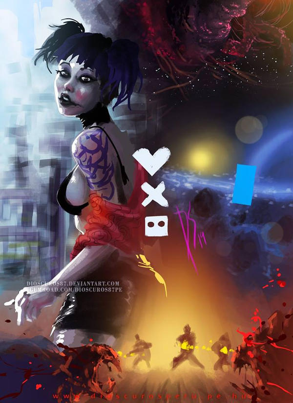 LOVE, DEATH and ROBOTS by DIOSCUROS87