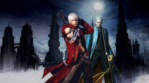 Devil may cry - Brothers