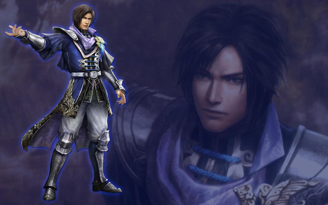Dynasty Warriors - Cao Pi by Axel-Vampire on deviantART