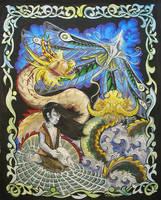 Luan of Silver Oceans by OneCrazyCleric