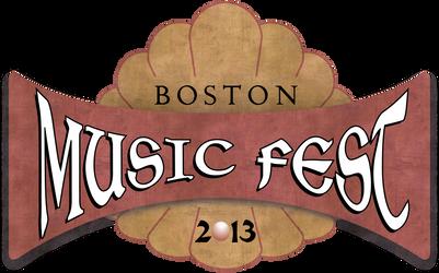 Boston Music Fest Logo