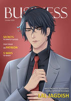 Lal on bussiness magz by serocchin
