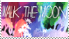 Walk the Moon Stamp by RubyStamps