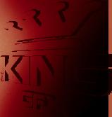 King GFX 3D Logo RED by WHU-Dan