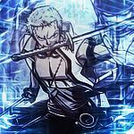 Roronoa Zoro (One Piece) Avatar by WHU-Dan