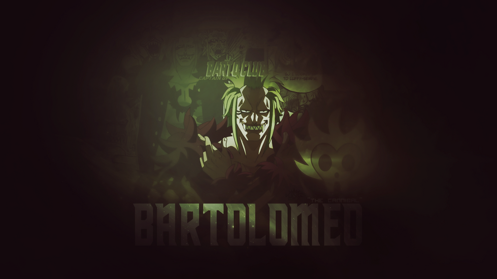 Bartolomeo (One Piece) Wallpaper by WHU-Dan