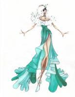 Fashion Illustration by FashionEngineersDotC