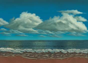 ocean by roxidraw